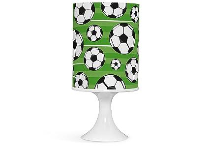 Lampe Fussball Tla030 Leselampe Fussball Jungen Kinderzimmer