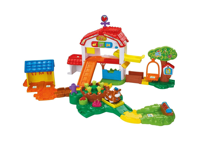 VTech - Playset, Granja, Tut Tut Animals (3480-180822): Amazon.es: Juguetes y juegos