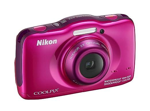 181 opinioni per Nikon Coolpix S32 Fotocamera Digitale Compatta 13.2 Megapixel, Zoom 3x, 3200
