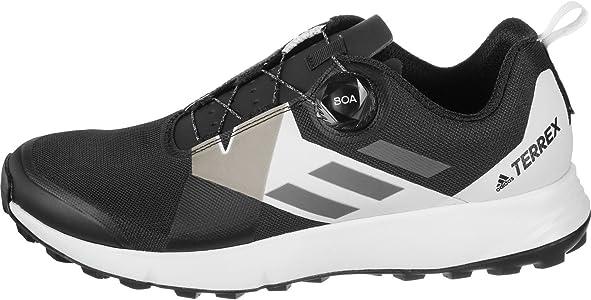Adidas Terrex Two Boa, Zapatillas de Senderismo para Hombre, Negro (Negbás/Gricua/Ftwbla 000), 38 2/3 EU: Amazon.es: Zapatos y complementos