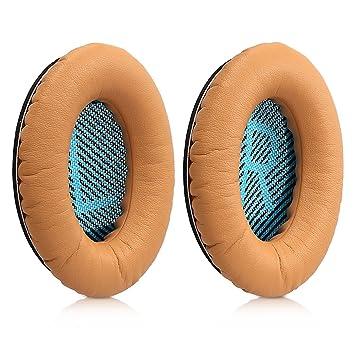 kwmobile 2X Almohadillas para Auriculares Bose Quietcomfort: Amazon.es: Electrónica