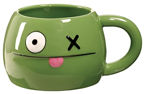 Amazon.com: Uglydoll Ox 10-Ounce Taza de cerámica: Kitchen ...