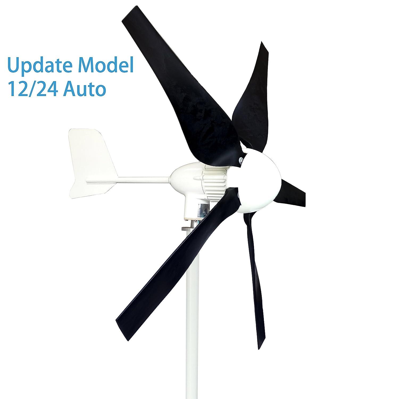 Amazon Windmax HY400 500 Watt Max 12 Volt 5 Blade