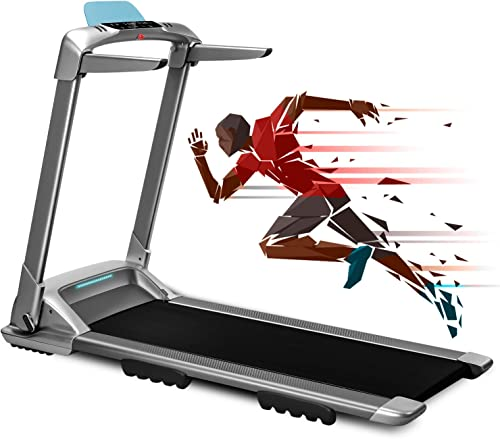WEKEEP OVICX Q2S Folding Portable Treadmill Manual Compact Walking Running Machine