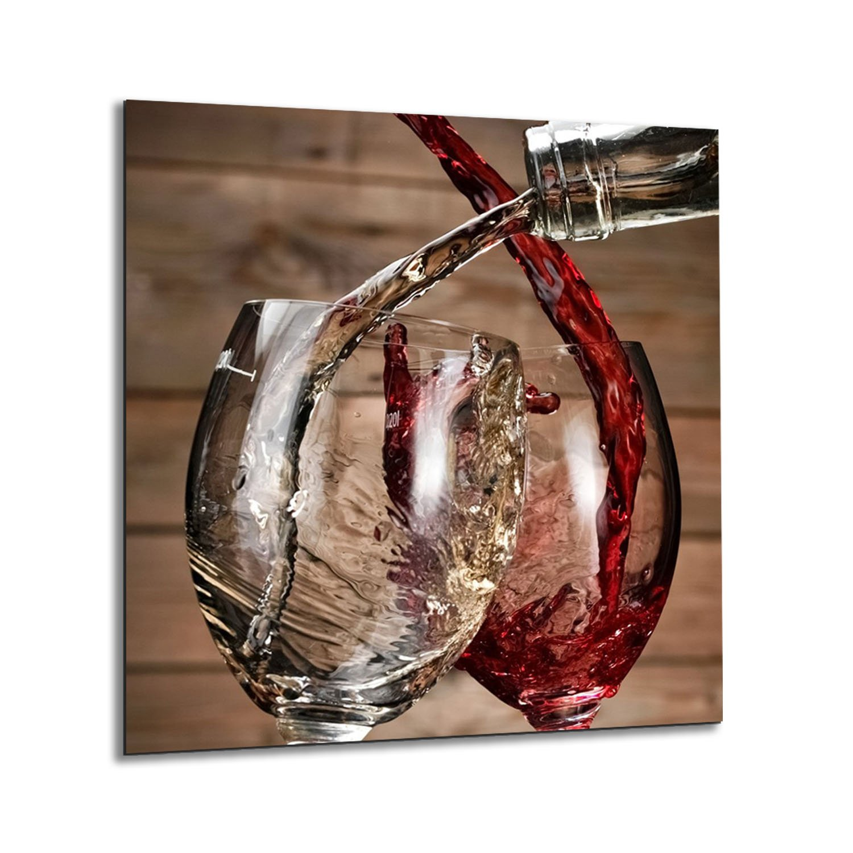 Kitchen Glass Splashback Heat Resistant Toughened Glass 60x65 cm graphic no. 1976 Glass Awesome