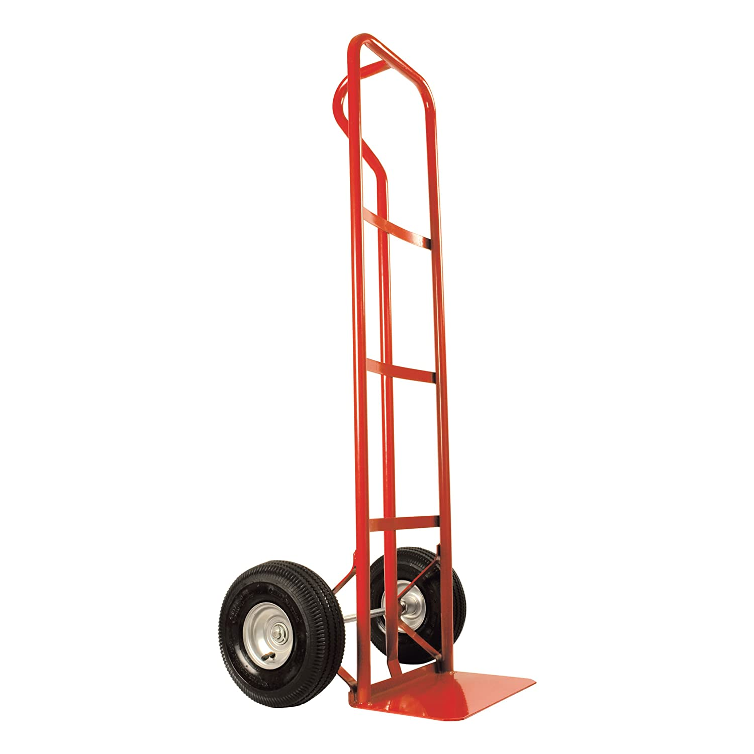 Performance Tool W41060 Heavy Duty Steel Hand Truck With Extra Large Toe Plate Wilmar Performance Tool