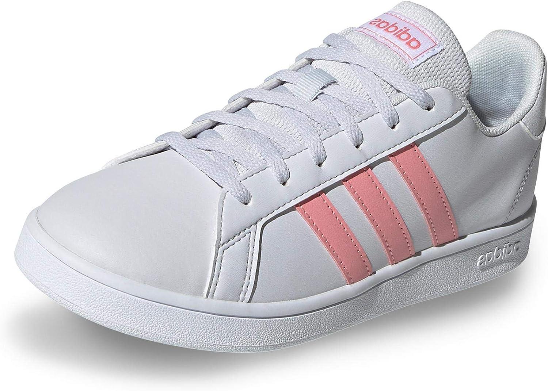 Chaussures de sport Chaussure de Tennis Mixte Enfant adidas Grand ...