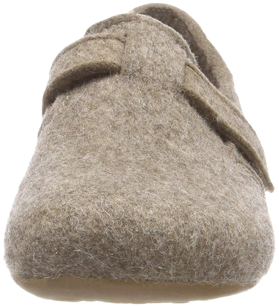 Haflinger Unisex-Erwachsene Unisex-Erwachsene Haflinger Focus Everest Niedrige Hausschuhe Beige (Torf 550) 7c100e