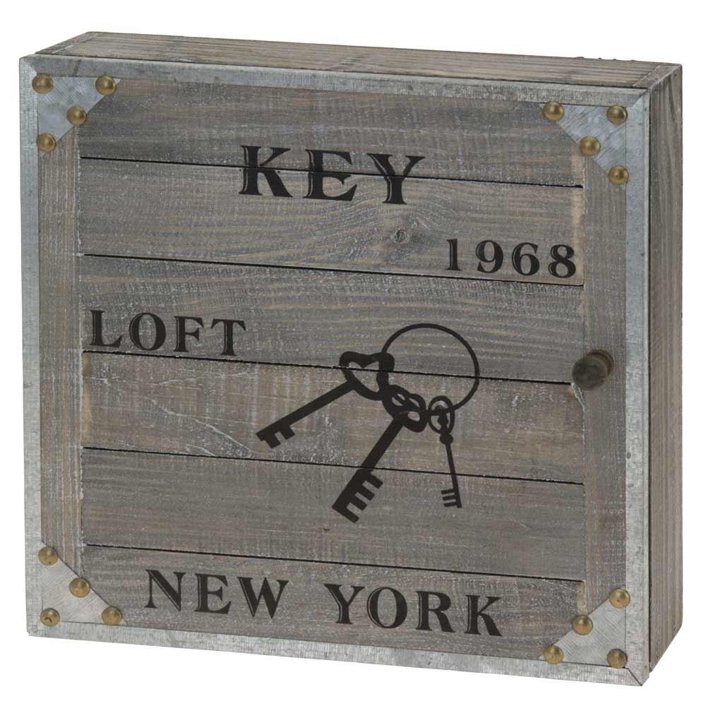 Schlüsselkasten Schlüsselschrank Vintage Nostalgie Retro Antik ...