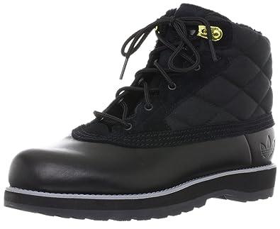 hot sales b654f 6256c Adidas Adi Navvy Quilt Black Black Grey Black Schwarz (BLACK 1   BLACK 1    TECH GREY F12) Size  6  Amazon.co.uk  Shoes   Bags
