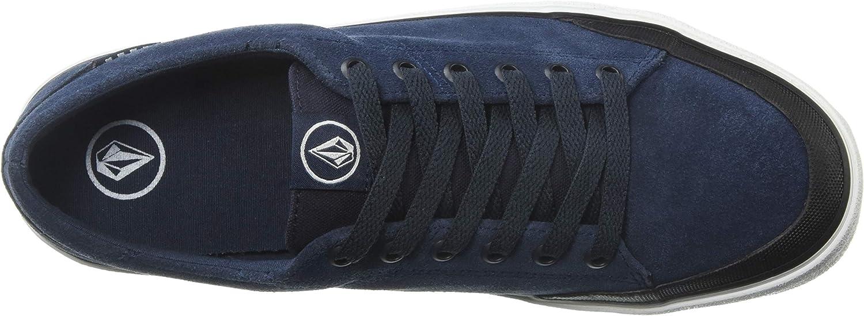 Volcom Herren Leeds Suede Shoe Skateboardschuhe