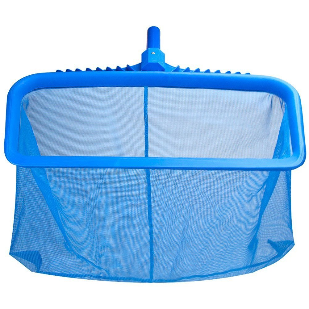 Fulstarshop Deep-bag Swimming Pool Leaf Basket with Fine Mesh Net fits Most Standard Telescopic Pole for Pool Cleaning