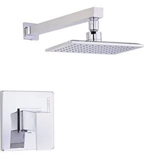 danze d502562t midtown single handle shower trim kit 20 gpm valve not