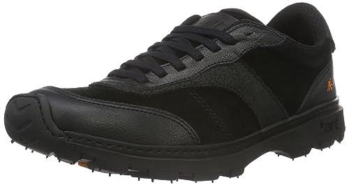 Art 1041 Memphis Link, Zapatos de Cordones Derby Unisex Adulto, Negro (Black), 42 EU