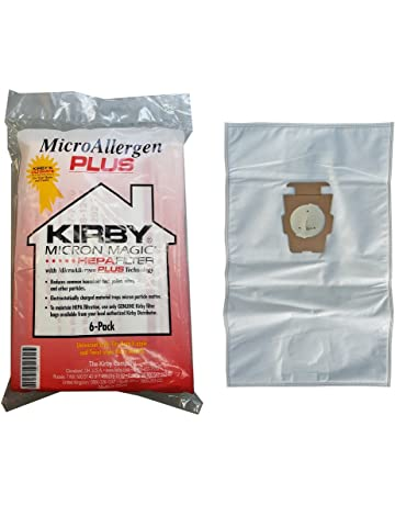 Kirby Micron Magic Micro Allergen Plus HEPA Vacuum Filter Bags