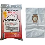 f029a0f616c Kirby Micron Magic Micro Allergen Plus HEPA Vacuum Filter Bags Package of 6  #204814A