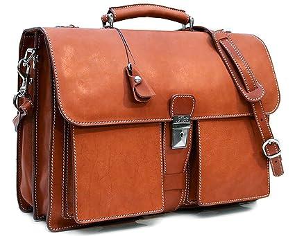 4d69ec1cc Amazon.com: Floto Parma Edition Briefcase: Floto: Office Products