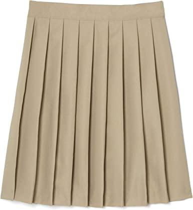 French Toast Girls Pleated Skirt