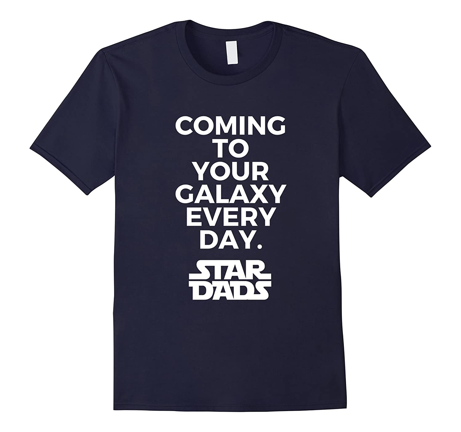 STAR DADS T Shirt - Great Fathers Day Gift T-Shirt-CD