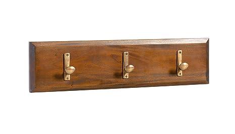 Moycor Perchero Pared, Caoba, 60 x 15 cm: Amazon.es: Hogar