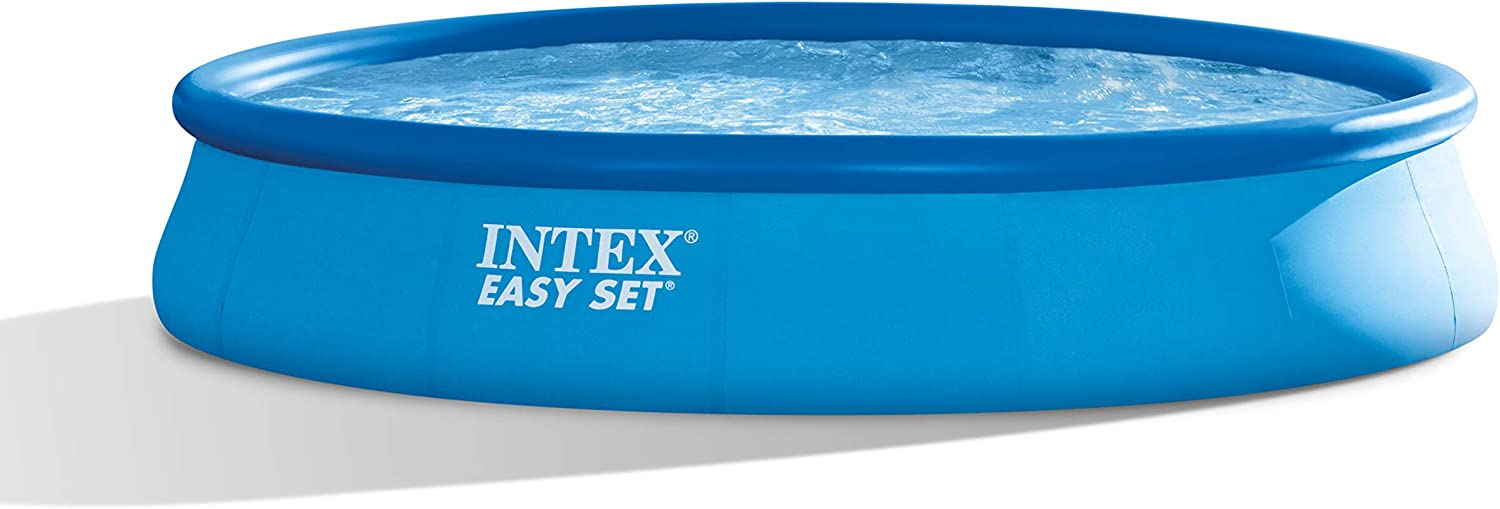 Intex Easy Set Piscina, sin Bomba, 457 x 84 cm: Amazon.es: Jardín