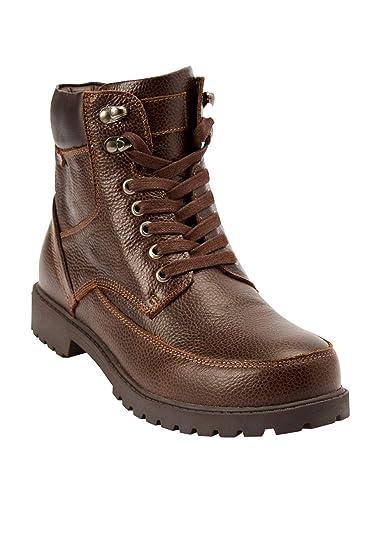 8766e86ae934e Boulder Creek Men's Big & Tall Zip-up Work Boots