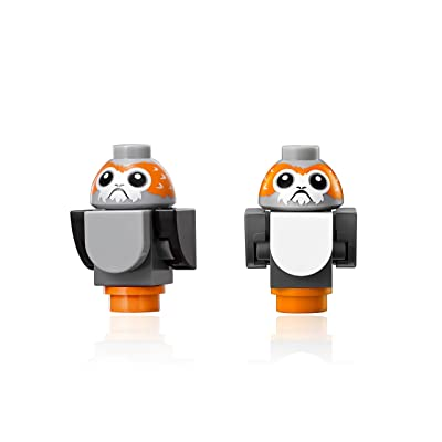 LEGO Star Wars The Last Jedi Minifigure - PORG Animals (Combo Pack - 2: Toys & Games
