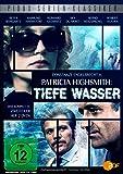 Patricia Highsmith: Tiefe Wasser - Der komplette zweiteilige Psychothriller mit Starbesetzung (Pidax Serien-Klassiker) [2 DVDs]