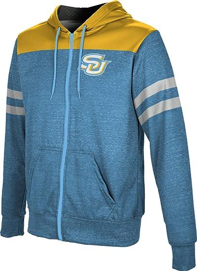 Heathered ProSphere Emory University Girls Zipper Hoodie School Spirit Sweatshirt
