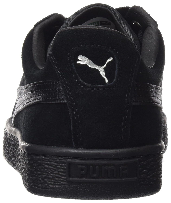 Puma Damen Suede Heart Ep Sneaker Schwarz (Puma (Puma Schwarz schwarz-metallic Beige) f95ec0
