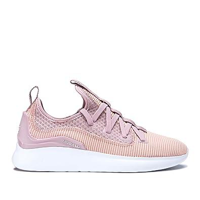 60a7e36b999 Supra Men's Factor Low-Top Sneakers: Amazon.co.uk: Shoes & Bags