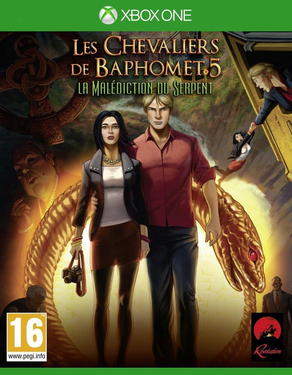 jeux pc les chevaliers de baphomet gratuit