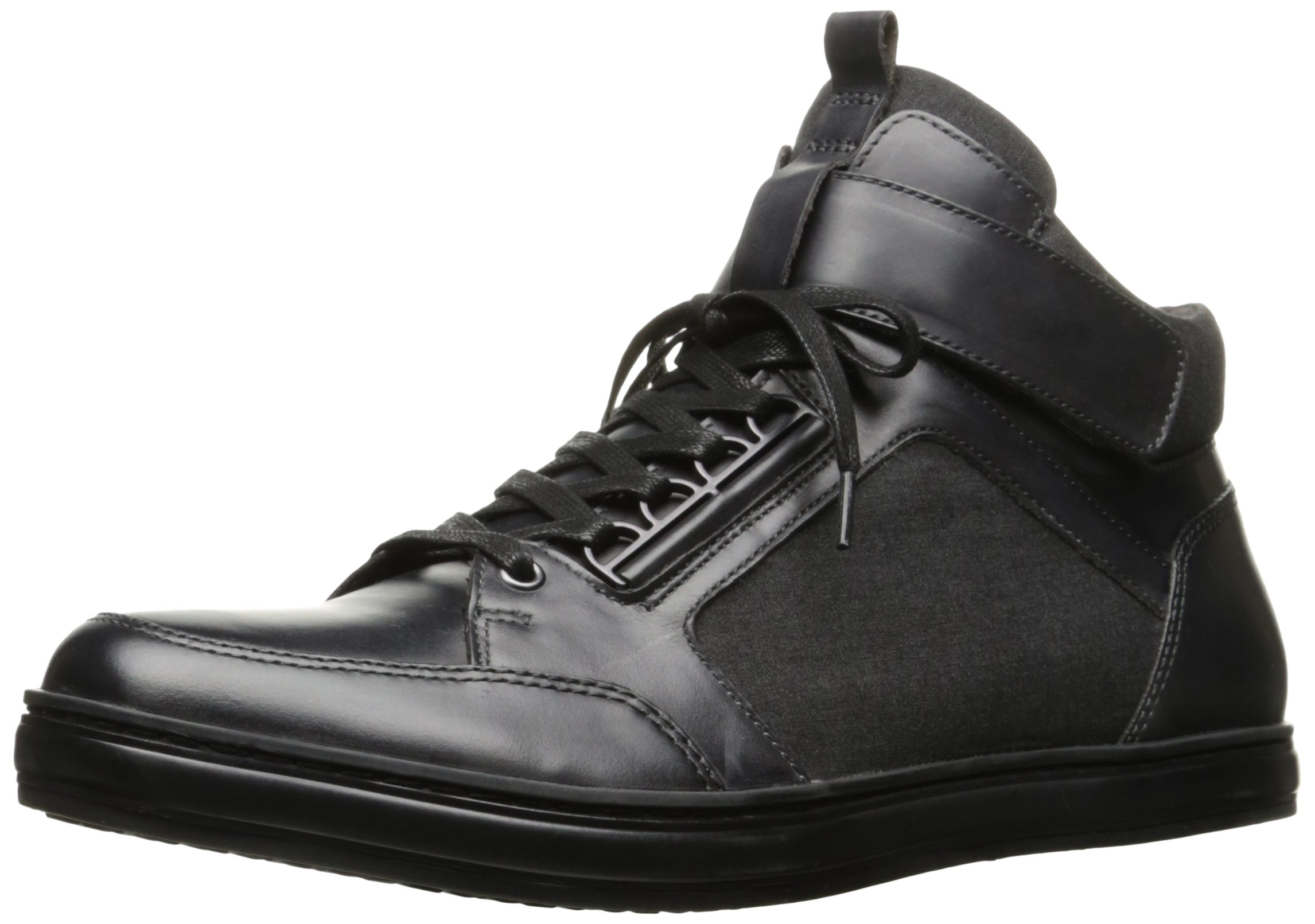 Kenneth Cole New York Men's Brand-y 2D Fashion Sneaker, Grey, 9.5 M US