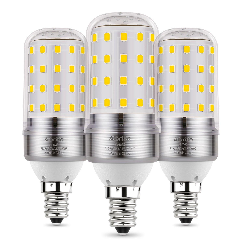 Albrillo E12 Led Bulb Candelabra Led Bulbs 100 Watt Equivalent