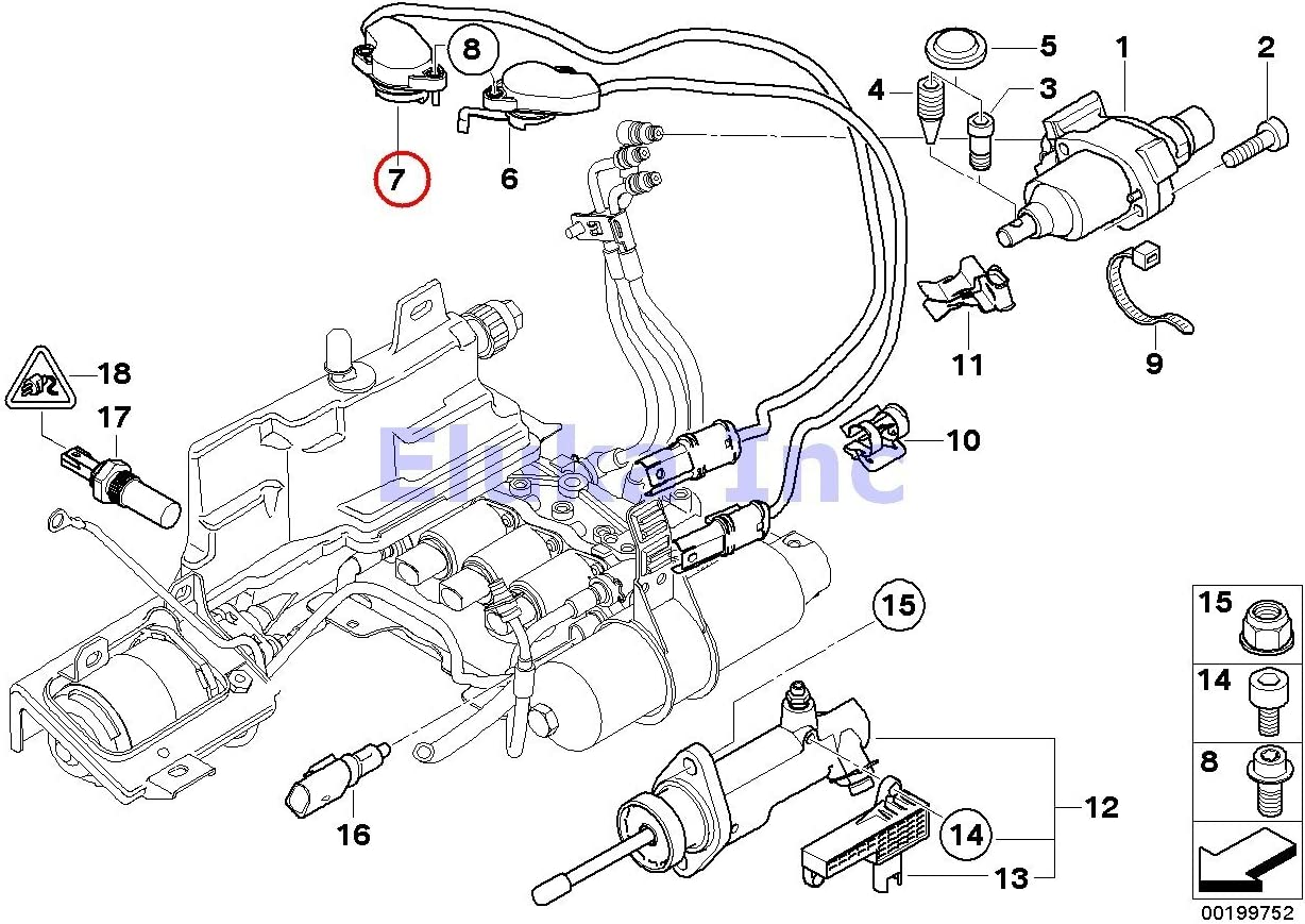 Amazon.com: BMW Genuine Right Gear Position Sensor For Sequential Manual  Gearbox (Smg) 325Ci 325i 330Ci 330i 525i 530i 545i 550i 645Ci 650i 645Ci  650i Z4 2.5i Z4 3.0i: AutomotiveAmazon.com