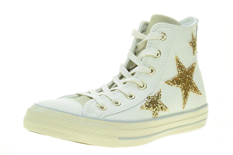 TALLA 37.5 EU. CONVERSE altos zapatos de las zapatillas de deporte de las mujeres 559013C