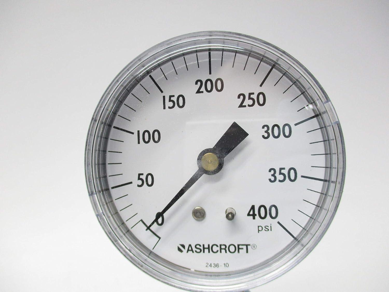 Ashcroft 25W1005H02L400# NSMP
