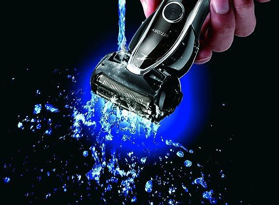 Panasonic ES-ST25K Máquina de afeitar de láminas Recortadora Negro ...