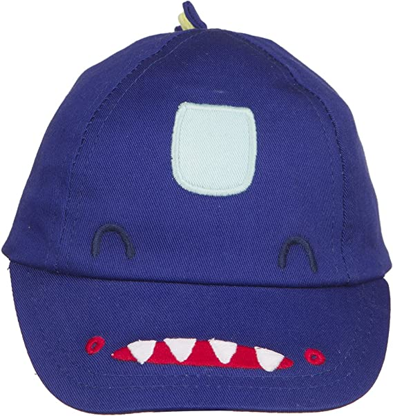 Tuc Tuc Friendly Monsters Gorra, Azul, 47/49 (Tamaño del ...