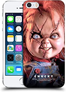 Head Case Designs Officially Licensed Bride of Chucky Doll Key Art Hard Back Case Compatible with Apple iPhone 5 / iPhone 5s / iPhone SE 2016