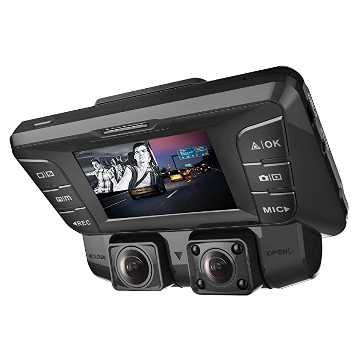 The Best Dash Camera With Parking Monitor