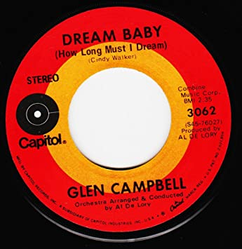 Amazon.com: HERE AND NOW / DREAM BABY (HOW LONG MUST I DREAM ...