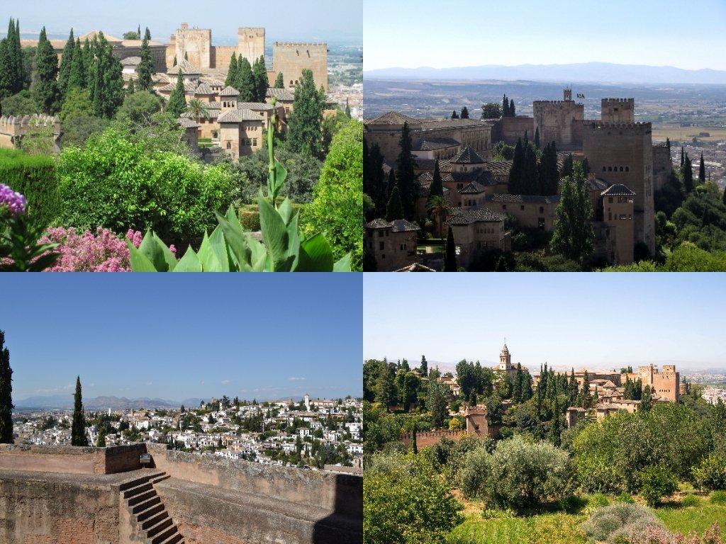 Lais Puzzle Collage Alhambra 2000 Teile