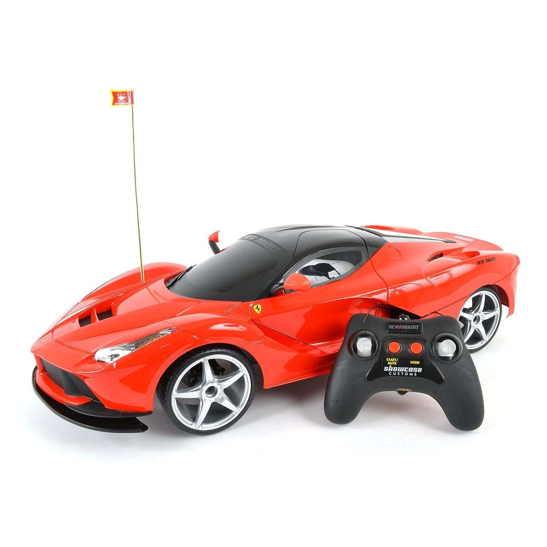 Amazon New Bright R C F F Showcase La Ferrari includes 9 6V