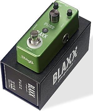 Stagg 22361 Fuzz Pedal de efecto para guitarra eléctrica: Amazon.es ...