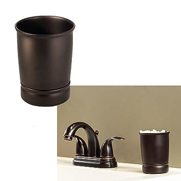 New York Bathroom Bath Sink Accessories, Oil Rubbed Bronze (Tumbler)
