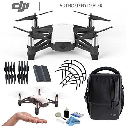 DJI Tello Quadcopter Drone 2 Pack Battery Kit, Powered by DJI