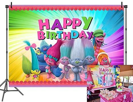 Trolls Poppy Películas de animación Fondo Fiesta de ...