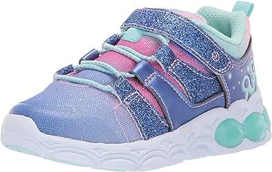 Stride Rite Katie Girl's Light-Up Mesh Athletic Sneaker