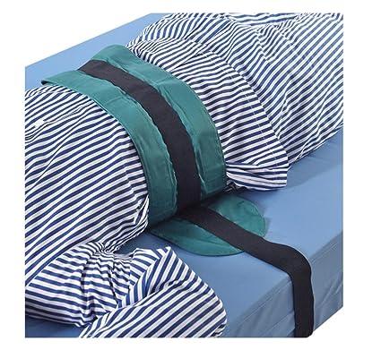 Cintura y cinturón de restricción de abdomen, la cama correas de silla de ruedas atado
